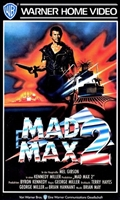 Mad Max 2 movie poster