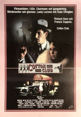 The Cotton Club poster #1537487