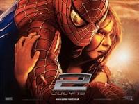 Spider-Man 2 movie poster