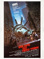Escape From New York #1537524 movie poster