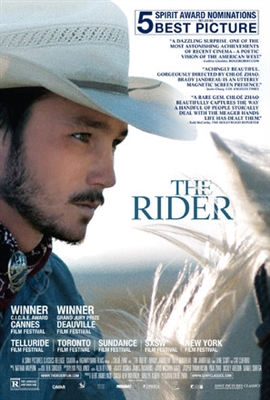 The Rider poster #1537538