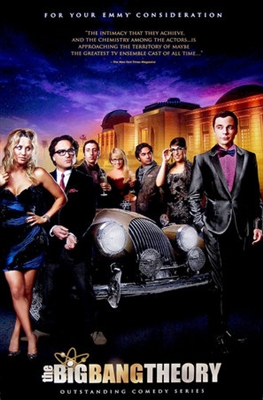 The Big Bang Theory poster #1537607