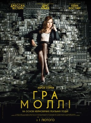 Molly's Game poster #1537667