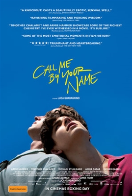 Call Me by Your Name poster #1537677