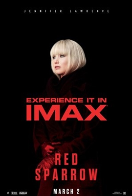 Red Sparrow poster #1537754