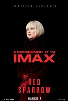 Red Sparrow #1537754 movie poster