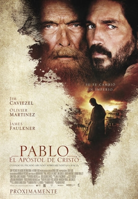 Paul, Apostle of Christ poster #1537760