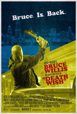 Death Wish poster #1537851