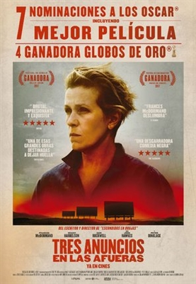 Three Billboards Outside Ebbing, Missouri poster #1537874