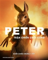 Peter Rabbit #1538008 movie poster