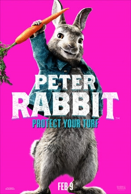 Peter Rabbit poster #1538084