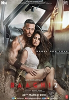 Baaghi 2 movie poster