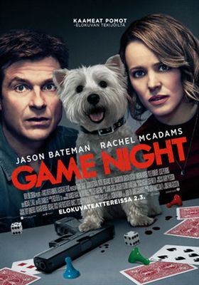 Game Night poster #1538159