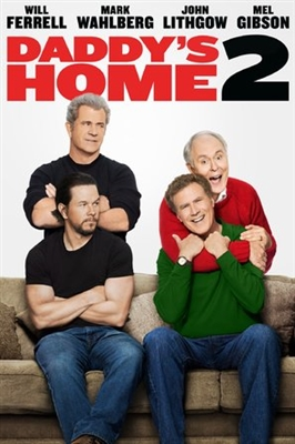 Daddy's Home 2 poster #1538209