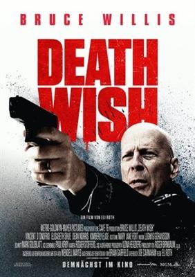 Death Wish poster #1538210