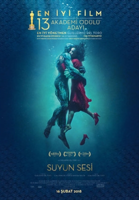 The Shape of Water poster #1538404