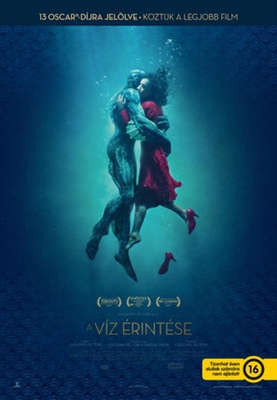 The Shape of Water poster #1538405