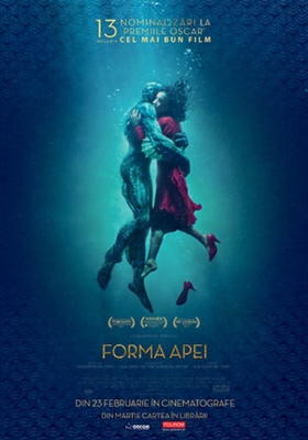 The Shape of Water poster #1538406