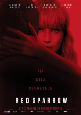 Red Sparrow poster #1538418