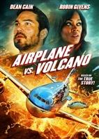 Airplane vs Volcano movie poster