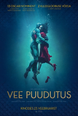 The Shape of Water poster #1538546