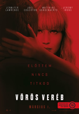 Red Sparrow poster #1538550