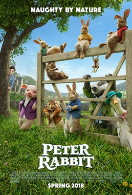 Peter Rabbit poster #1538716