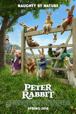 Peter Rabbit poster #1538716