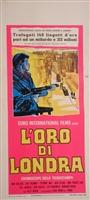 L'oro di Londra movie poster