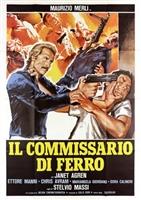 Il commissario di ferro movie poster