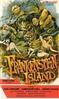 Frankenstein Island movie poster