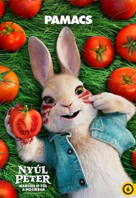 Peter Rabbit poster #1538827