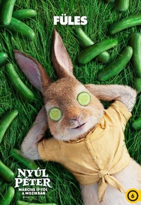 Peter Rabbit poster #1538828