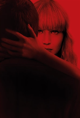 Red Sparrow poster #1538888