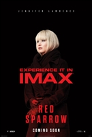 Red Sparrow #1538946 movie poster