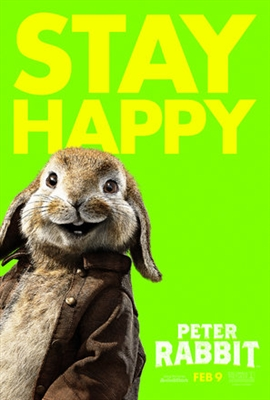 Peter Rabbit poster #1538958