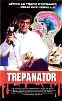 Trepanator movie poster