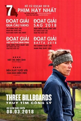 Three Billboards Outside Ebbing, Missouri poster #1539010