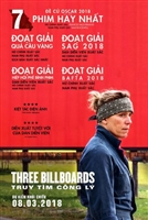Three Billboards Outside Ebbing, Missouri #1539010 movie poster