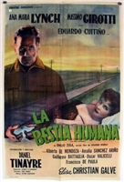 La bestia humana movie poster