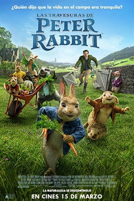 Peter Rabbit poster #1539023