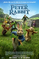 Peter Rabbit #1539023 movie poster