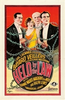 Held by the Law movie poster