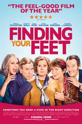 Finding Your Feet poster #1539130