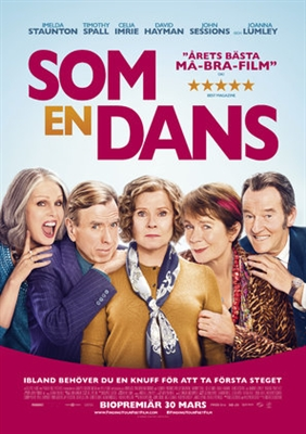 Finding Your Feet poster #1539131