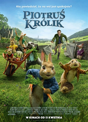 Peter Rabbit poster #1539207