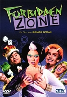 Forbidden Zone movie poster