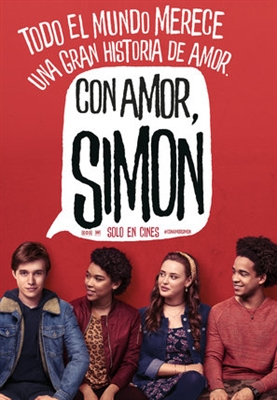 Love, Simon poster #1539286