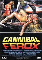 Cannibal ferox movie poster