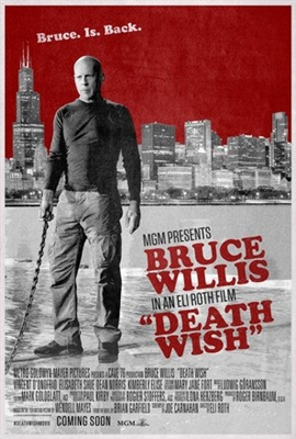 Death Wish poster #1539352